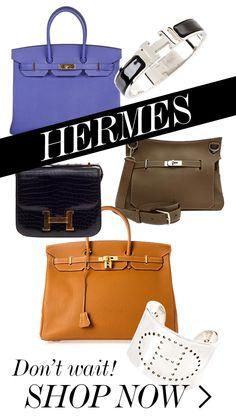 SHOP HERMÈS