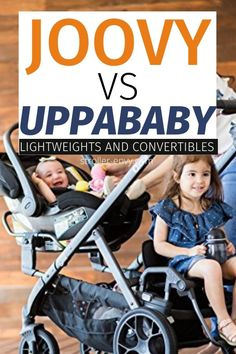 UPPAbaby and Joovy are two of the most popular high-end stroller brands currently on the market. In this guide, we compare two comparable strollers from both manufacturers to enable you to see which model would best suit your requirements. #babygear