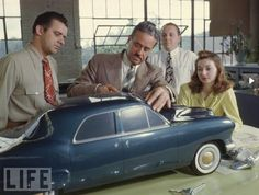It's Raymond Loewy's World. We're Just Living In It.    By Mason Currey