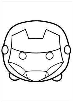 disney tsum tsum coloring pages printable and coloring book to print for free. Find more coloring pages online for kids and adults of disney tsum tsum coloring pages to print. Tsum Tsum Coloring Pages, Emoji Coloring Pages, Coloring Pages For Boys, Disney Coloring Pages, Coloring Pages To Print, Colouring Pages, Coloring Sheets, Coloring Books, Tsum Tsum Marvel