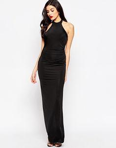 Sistaglam Hayden Maxi Dress wiith Side Split