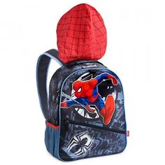 Marvel Ultimate Spider-Man Backpack from The Disney Store   Time to Play   Toys, Tots, Pets & More