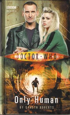 Doctor Who BBC Novel  ONLY HUMAN by GARETH ROBERTS