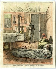 The history of the Yellow Fever epidemics in Memphis and how this 'plague' almost wiped out the city Mystery Of History, Art History, Family History, Nursing Board, Yellow Fever, Medical Facts, Memphis Tennessee, Rhyme And Reason, Medical History