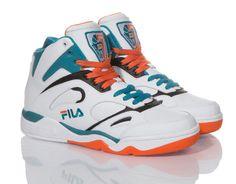 #Fila Orange Pack #sneakers