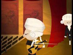 Animacion MOZART - YouTube