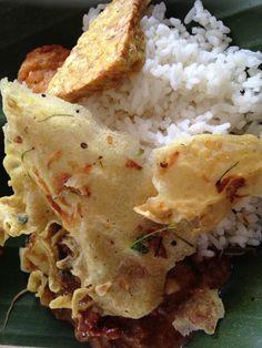 Rijst, tempé en tahoe (Indonesische keuken)