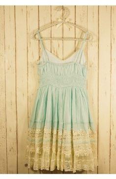Got a Date Mint Lace Dress - Retro, Indie and Unique Fashion