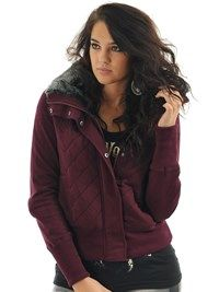 Fox Bordeaux Compressor Womens Jacket | Fox | FreestyleXtreme
