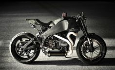 Motokouture Buell MK24 AP - the Bike Shed