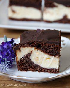 Ciasto Izaura to nic innego jak sernik na murzynku. Jeśli lubisz wilgotne, czekoladowe ciasta, a ponadto nie odmówisz sobie kawałka sernika, to… Cheesecake, Impreza, Cheesecakes, Cheesecake Pie