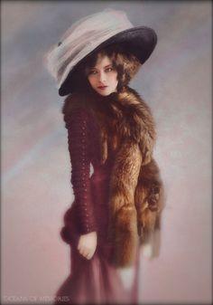 Actress Polaire (1874-1939)