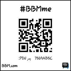 my pin blackberry messenger