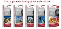 Sprachkurs Komplett Aktionspreis - Wir vergeben insgesamt Stipendien-Komplettpakete über eine Million Euro für 46 Sprachen