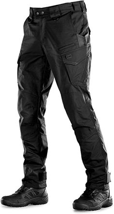 Aggressor Elite Tactical Pants Military Army EDC with Cargo Pockets Mens Tactical Pants, Tactical Wear, Tactical Clothing, Army Cargo Pants, Combat Pants, Mens Clothing Styles, Work Pants, Work Wear, Mens Fashion