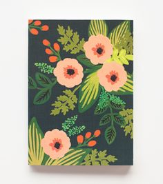 Rifle Paper Co. super cute notebooks and personalized cards and stationary all very reasonably priced