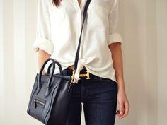 love the Hermes belt!