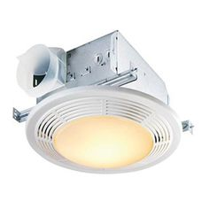 Broan 744 Recessed Bulb Fan And Light 70 Cfm 75 Watt Condos Pinterest Bathroom Exhaust