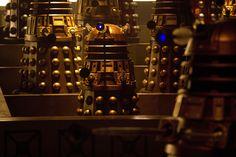 Doctor Who 7x01 - Asylum of the Daleks