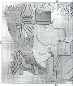 Embroidery Patterns, Cross Stitch Patterns, Knitting Patterns, Stitching Patterns, Moomin, Stitch 2, C2c, Nerdy, Needlework