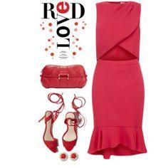 Ravishing Radiant Red