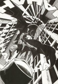 Batman by Marshall Rogers