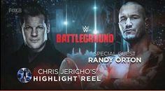 Chris Jericho special guest Randy Orton