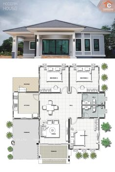 Aside from the design of the house, what else makes you like or love a house? I think so, yeah. Personally I am attracted to the combination of House Layout Plans, Family House Plans, Luxury House Plans, Dream House Plans, House Layouts, Simple Bungalow House Designs, Small House Design, Bungalow Floor Plans, House Construction Plan