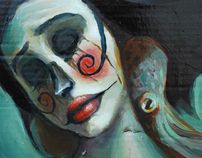 THE SILENT AND THE FINNED by memuco , via Behance