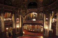 80 years later, Jersey City Loews still a golden motion picture palace
