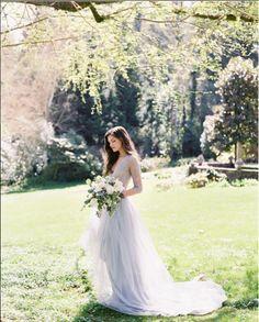 Emily Riggs | Bridal Fashion | Wedding Sparrow | Fine Art Curation
