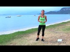 Vyženeme tuky z těla - sestava - YouTube Watch V, Workout Videos, Exercise, Running, World, Health, Fitness, Youtube, Diet