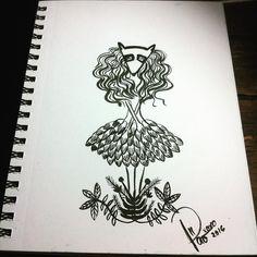 Amo la tinta china  Xoxo  #Dibujo #Ilustración #pentel #tintaChina #mujer #arte #Instaart #artoftheday #blancoynegro #Paper #drawing #Cartoon #Caricatura #nature #artlife #art #artist #blanckandwhite #ilustration #galleryart #artwork #loveart #natureart #leaves #raccoon #instaartist #ideas #sketch #originalart by paolavalerdi