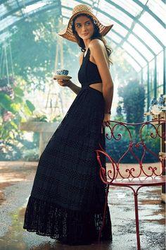 Tracy Reese Selona Lace Petite Dress