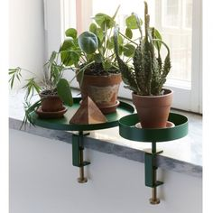 Clamp tray by Swedish company Navet. You can use the gorgeous clamp tray for green plants or display Decor, Furniture, Small Spaces, Interior, Interior Inspiration, Green Plants, Home Decor, Inspiration, Interior Design