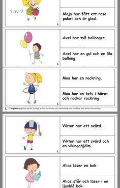 Language Classes, Learn Swedish, Swedish Language, Former, Education, School, Cards, Grammar, Schools