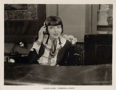 Colleen Moore in Orchids and Ermine (1927)