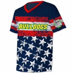 This is the Elite Grand Old Flag custom sublimated distressed patriotic old  school baseball jersey made 132f57afa824e