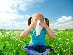 How to manage your kids' spring allergies