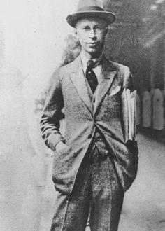 — Sergeï Prokofiev (1891 - 1953) En omettant les voyelles | NKVD