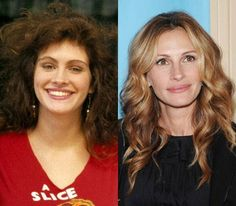 Julia Roberts hmm notice anything different