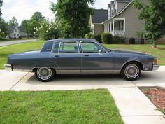 1984 Oldsmobile Ninety-Eight Regency Brougham 4-Door Sedan. This the type of car i got :)