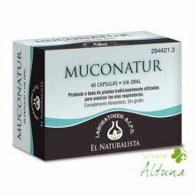 Muconatur, para las alergias primaverales, y catarros con cuadro nasal de El naturalista brujo de Burlada
