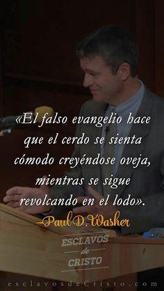 El falso evangelio.  #LaBibliaDice #Evangelio #SanaDoctrina #Dios #Biblia