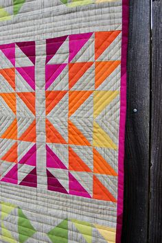 Pure Color Table Runner by Jenelle@E, via Flickr