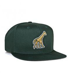 LRG snapback CC Eight Hat Forest