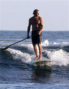 Laird Hamilton...still pretty damn hot for almost 50!