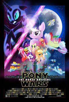#1316889 - angel bunny, applejack, artist needed, big macintosh, changeling, crossover, derpy hooves, fluttershy, nightmare moon, parasprite, pinkie pie, princess celestia, queen chrysalis, rainbow dash, rarity, safe, shadowbolts, snails, source needed, spike, star war pony, star wars, star wars: the force awakens, twilight sparkle, ursa minor, wonderbolts - Derpibooru - My Little Pony: Friendship is Magic Imageboard