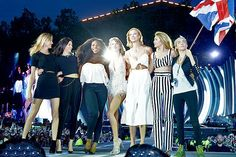 Taylor Swift and her squad