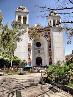 Catedral Metropolitana de San Salvador,  EL SALVADOR    (by hurtadoc777)